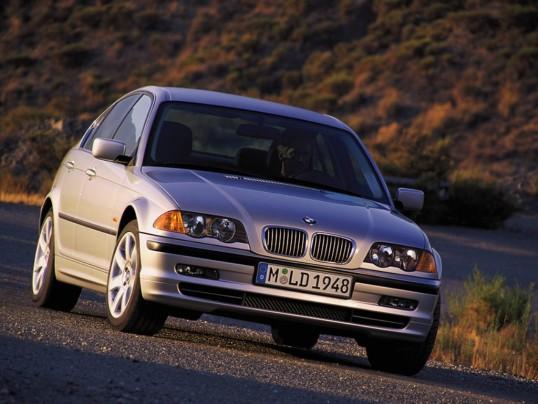 BMW 3 Series (E46) ремонт кардана