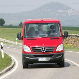 Ремонт кардана Mercedes Sprinter (Br.906)