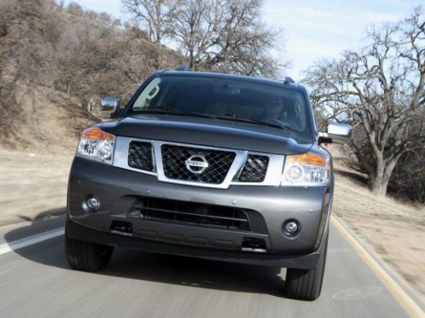 Ремонт кардана Nissan Armada