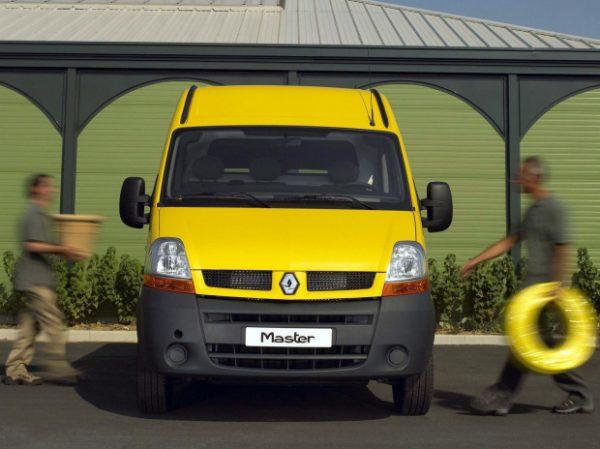 ремонт кардана Renault Master