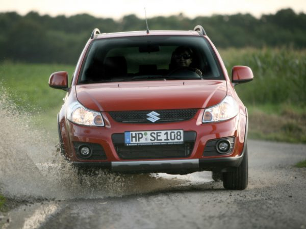 Suzuki SX4 ремонт кардан