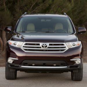 Ремонт кардана Toyota Highlander