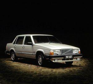 Volvo 760 кардан