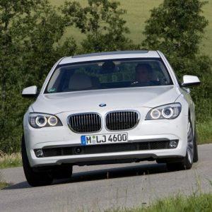 F01 BMW ремонт кардана