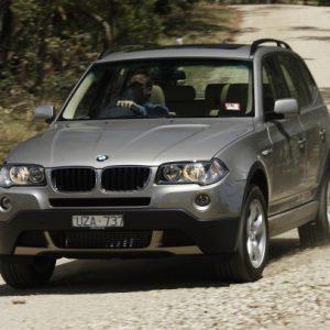 BMW X3 ремонт кардана