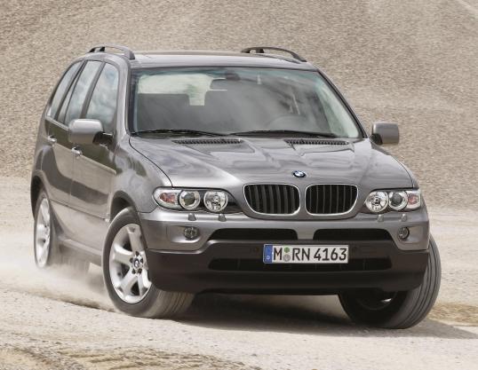 Ремонт кардана BMW X5 в Минске