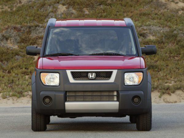 Honda Element кардан ремонт