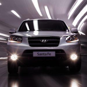 Hyundai Santa Fe кардан ремонт