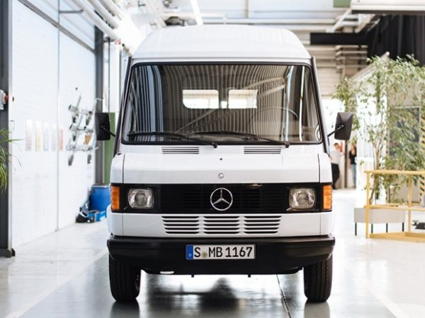 Ремонт кардана Mercedes Т1 207-410