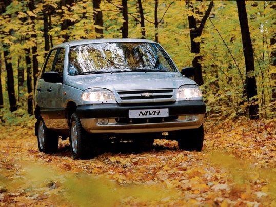 Ремонт кардана Chevrolet Niva