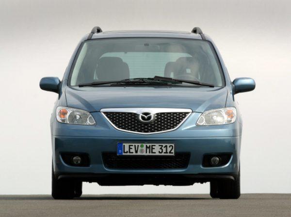 Mazda MPV кардан