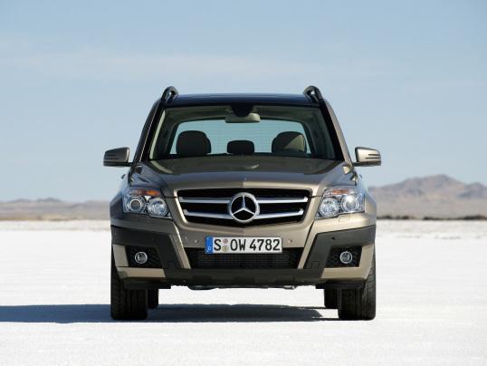 Ремонт кардана Mercedes-Benz GLK