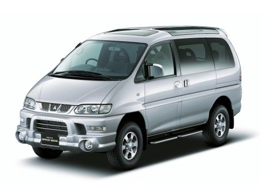 Mitsubishi Delica Space Gear кардан