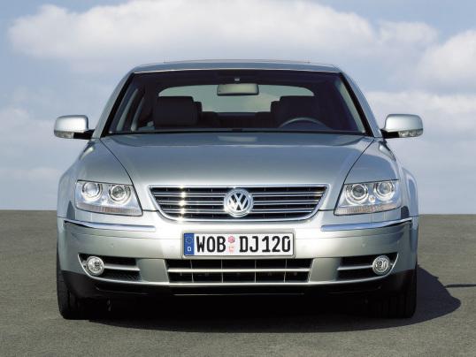 Ремонт кардана Volkswagen Phaeton