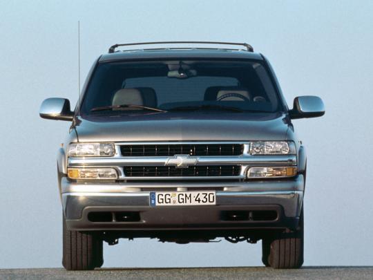 Ремонт кардана Chevrolet Tahoe