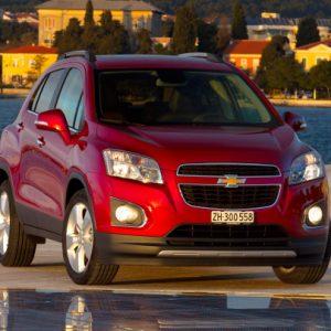 Ремонт кардана Chevrolet Trax