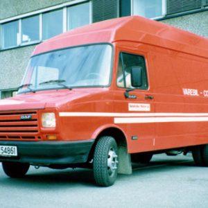 DAF 400 ремонт кардана