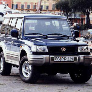 Ремонт кардана Hyundai Galloper