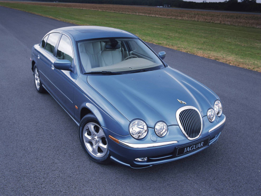 Jaguar S-Type кардан