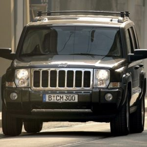 Ремонт кардана Jeep Commander
