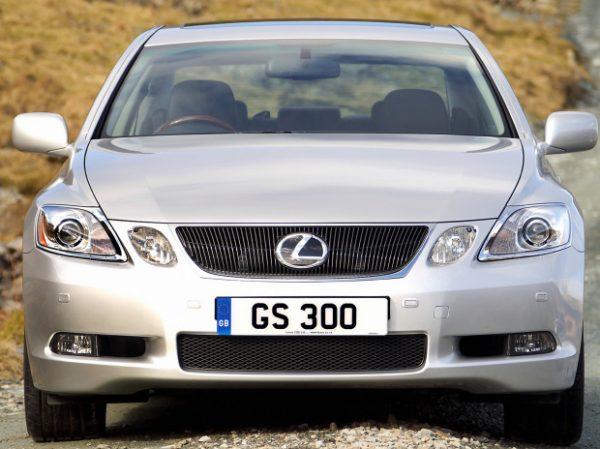 Lexus GS ремонт кардан