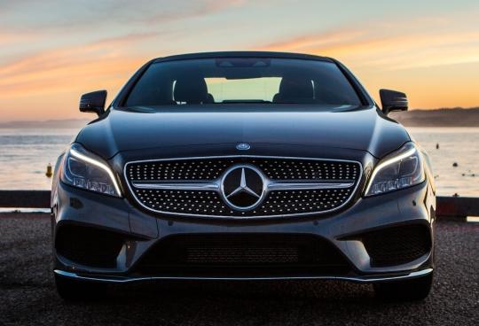 Ремонт кардана Mercedes-Benz CLS