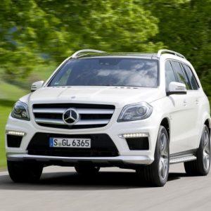 Ремонт кардана Mercedes-Benz GL