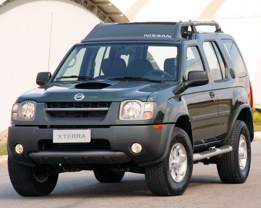 Nissan Xterra ремонт кардана