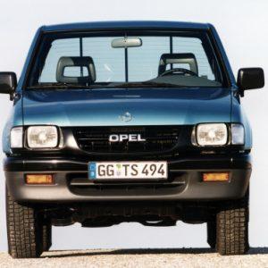Opel Campo ремонт кардана
