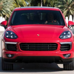 Porsche Cayenne ремонт кардана
